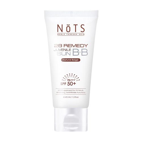 NoTS – 28 Remedy Juvenile Sun B.B Natural Beige