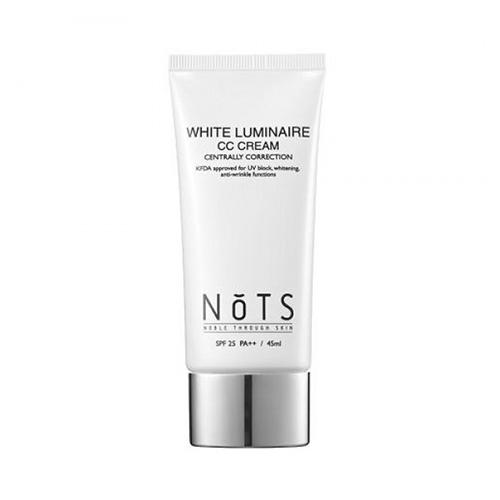 NoTS – White Luminaire CC Cream