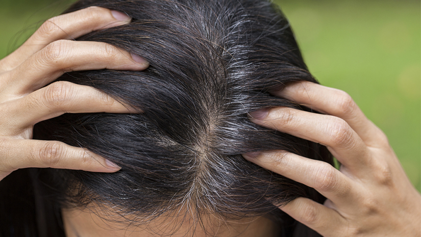 Cure For Gray Hair