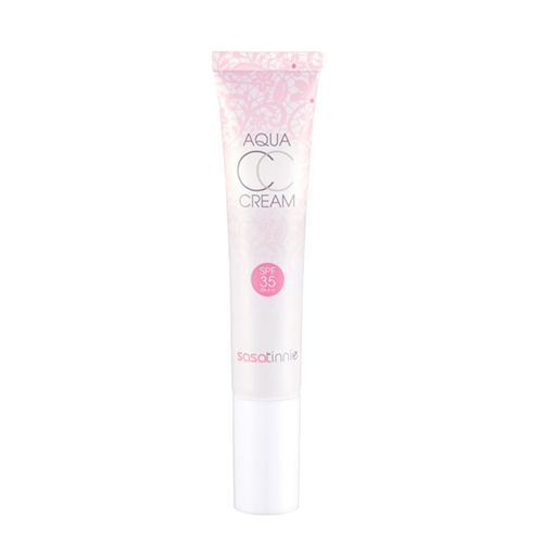 Sasatinnie – Aqua CC Cream SPF35 PA++