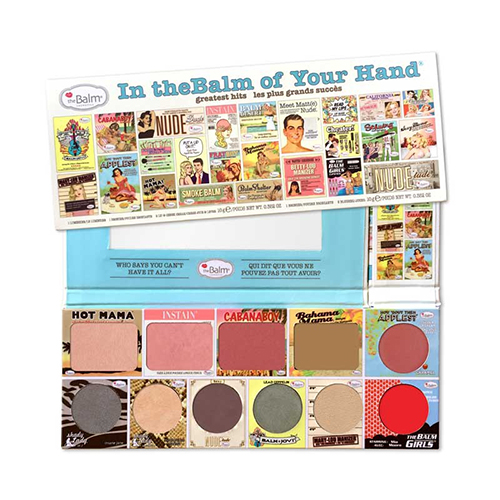 TheBalm – In theBalm of Your Hand