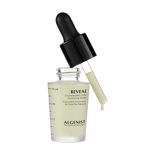 Algenist REVEAL Concentrated Color Correcting Drops Green