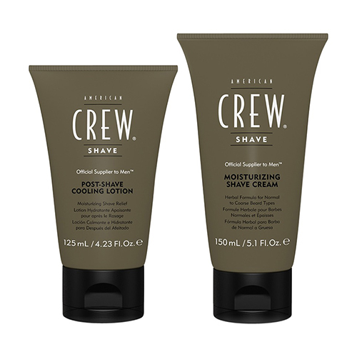 American Crew Package Shave Duo