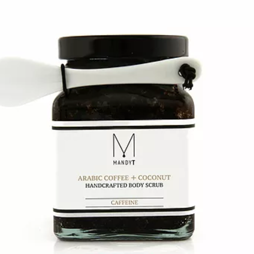 ARABIC COFFEE + COCONUT Body Scrub (2)