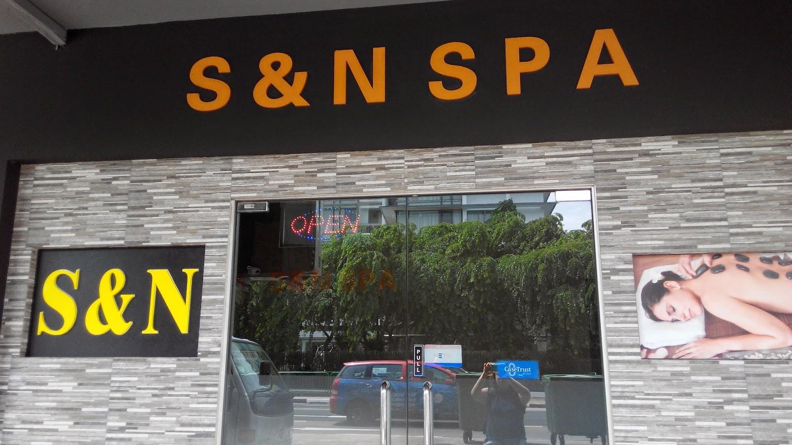 S & N Spa Pte Ltd