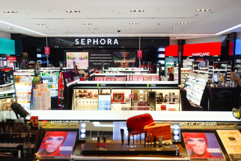 Sephora Store in Marina Bay Sands | Shutterstock