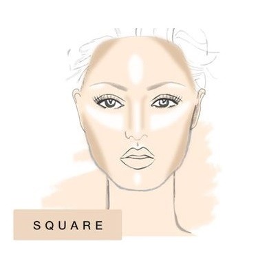 Makeup Tips for Beginners: How to Contour and Highlight According to Face Shape