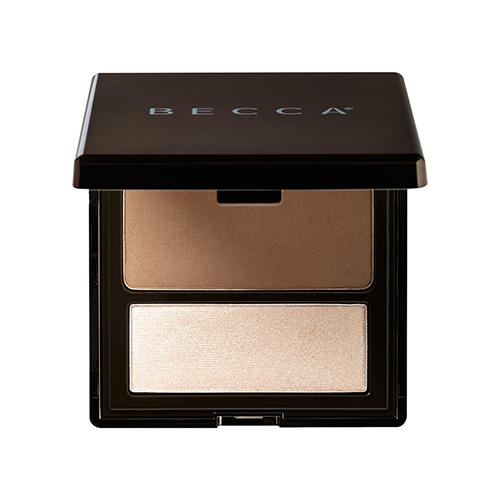 Becca Sunchaser Palette Highlight Lowlight Palette Pressed