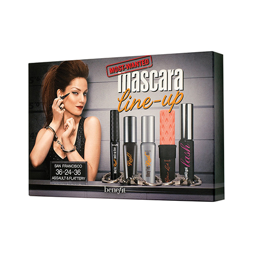 Benefit Cosmetics Most-Wanted Mascara Line-Up Kit