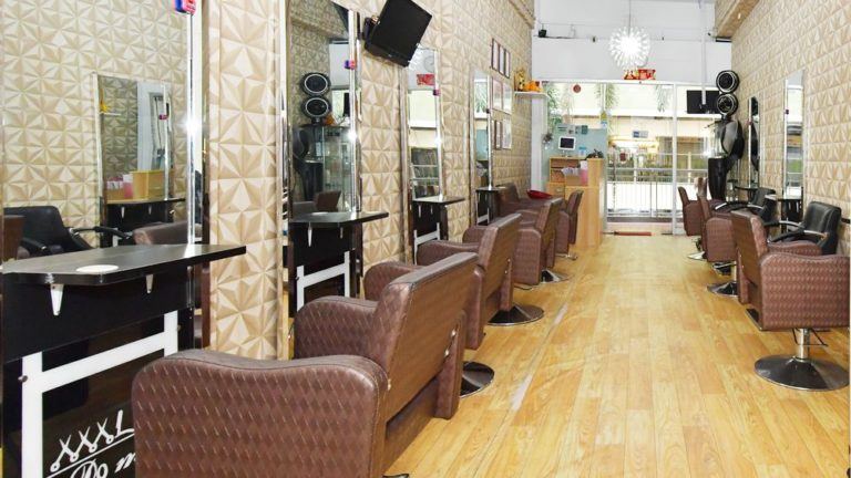 thesis hair salon scape review