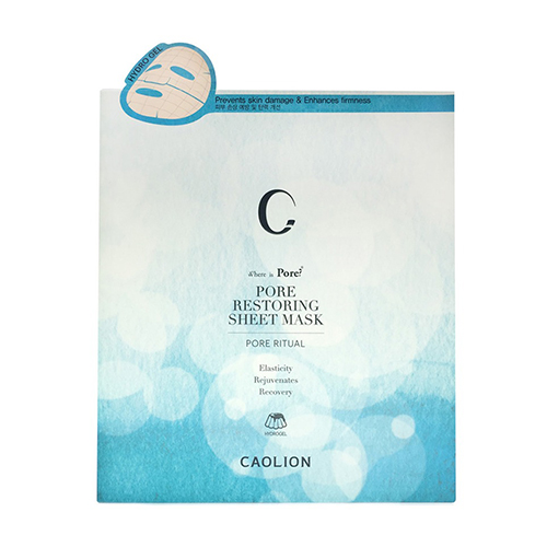 Caolion Pore Restoring Sheet Mask