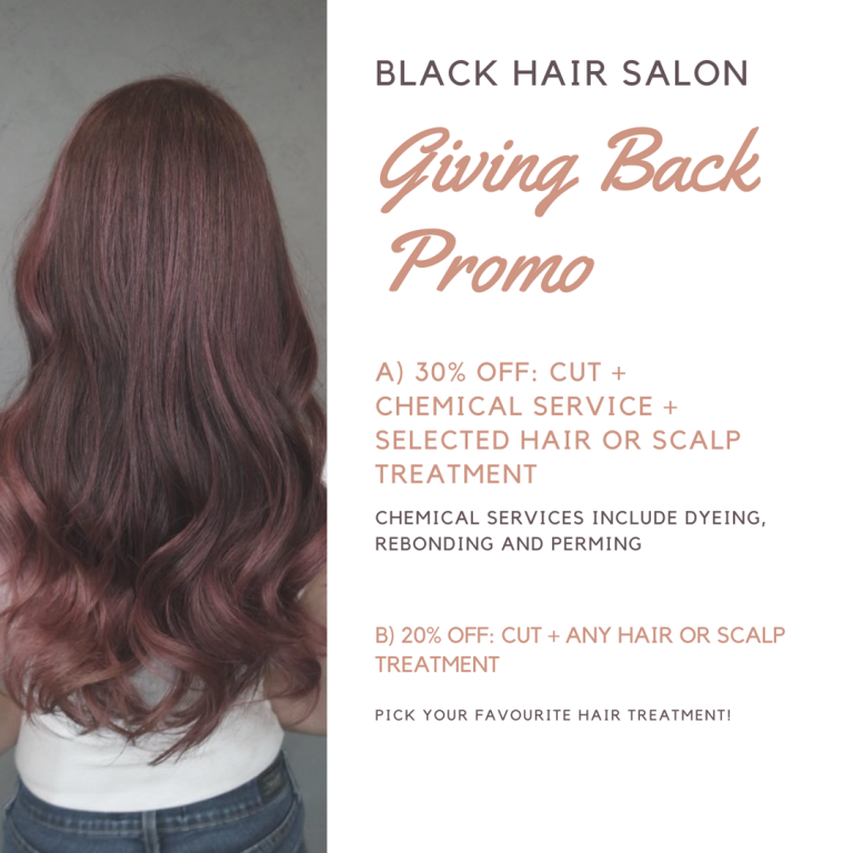 Hair Salon Promo