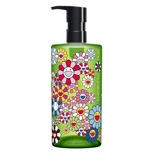 Shu x Murakami Anti-Oxi+ Pollutant & Dullness Clarifying Cleansing Oil