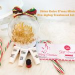 Skinz Kaire's Xmas Miniature Pro-Aging Treatment Set Bundle