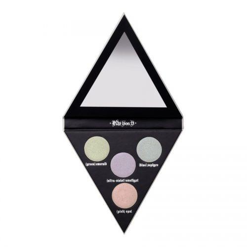 Alchemist Holographic Palette - Face & Eye Highlighter Palette