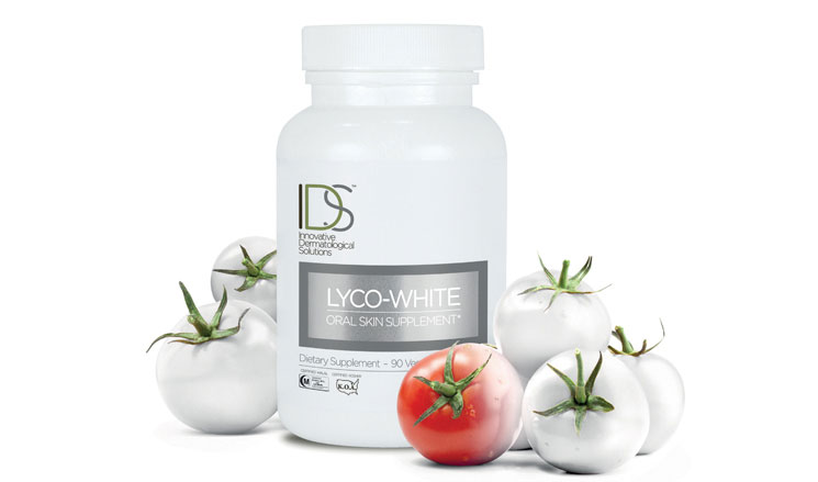 IDS Lyco-White Oral Skin Supplement