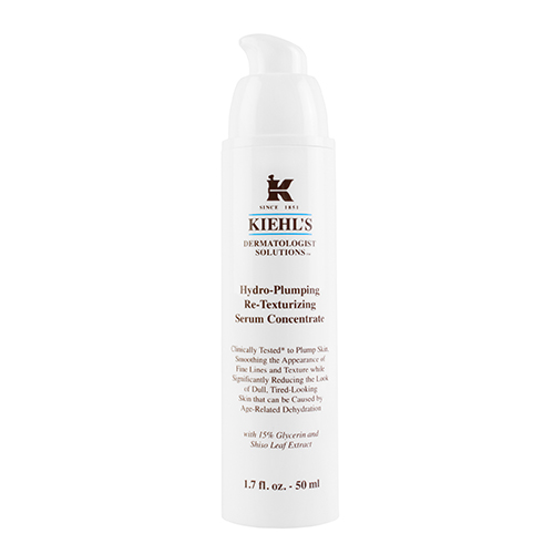 Kiehl's Dermatologist Solutions™ Hydro-Plumping Re-Texturizing Serum Concentrate