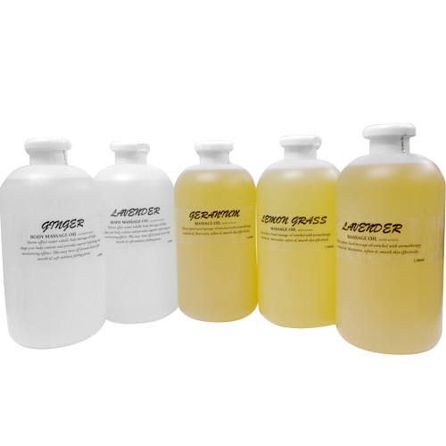 McJim Biopro Massage Oils