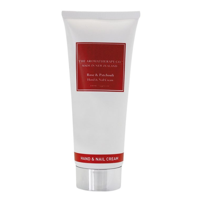 Rose & Patchouli Hand & Nail Cream