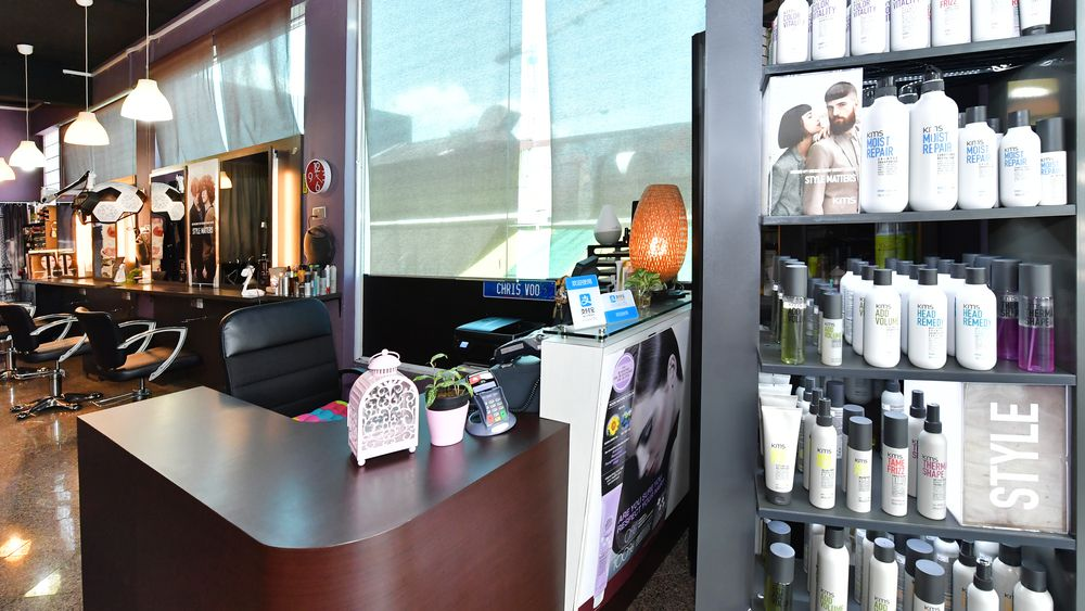 Hair & Makeup Salon