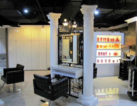 hair salon in orchard - vintage studio
