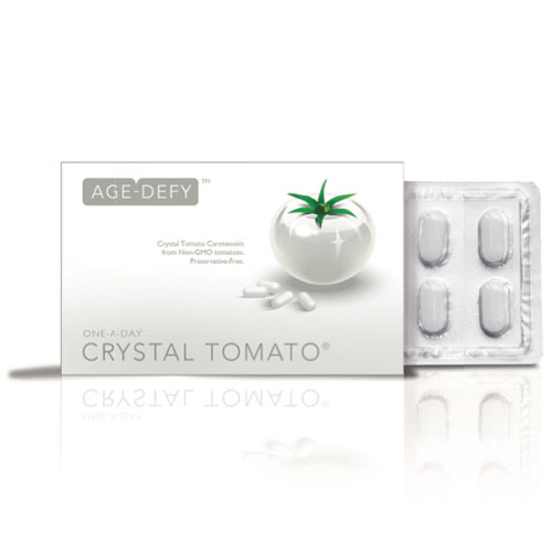 Crystal Tomato Supplement- Best Whitening SKincare