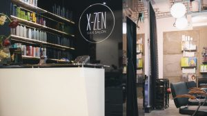 hair salon in orchard- x-zen hair salon