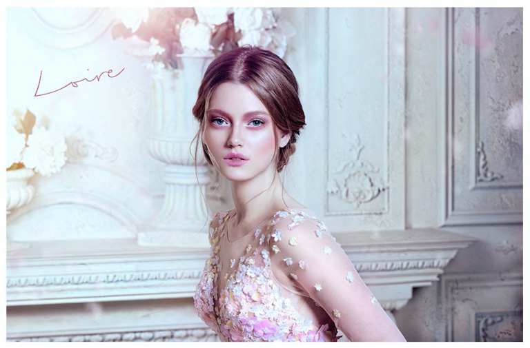 Spring Into Love With Make Up Store's Loire Collection
