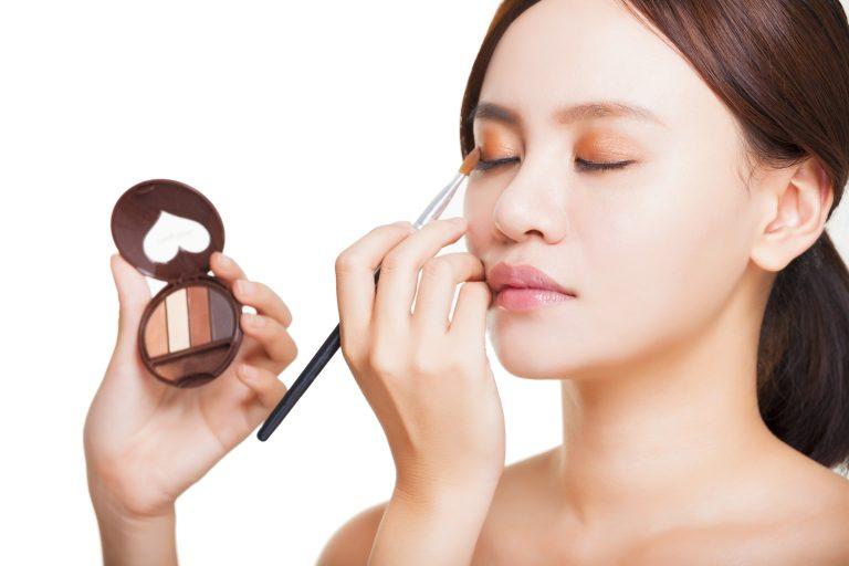 modern makeup looks, eye makeup looks for brown eyes