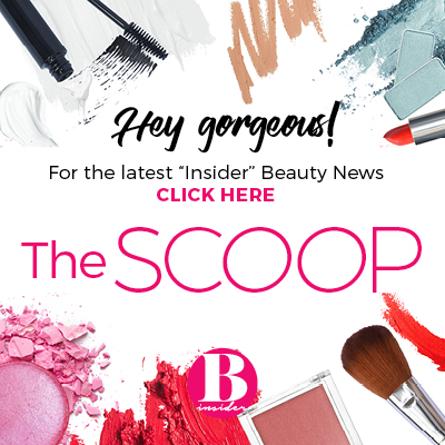 Beauty Insider The Scoop