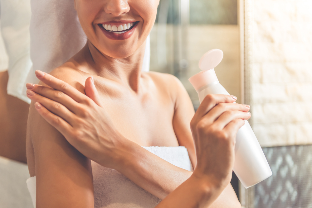 body care products 2018