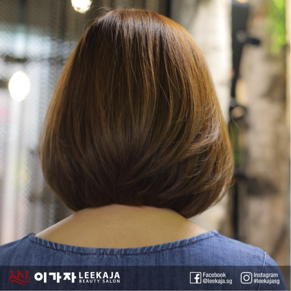 Best Korean And Japanese Hair Salons In Singapore