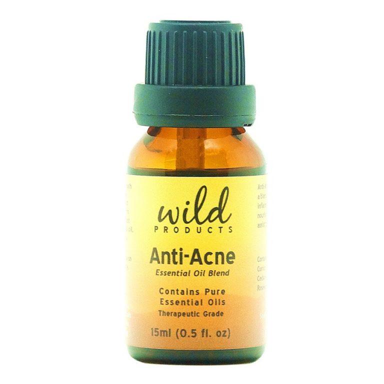 Anti-Acne Essential Oil Blend