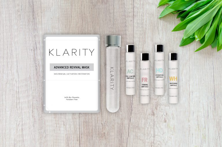 Revival Bespoke Mask Kit, Klarity Skincare