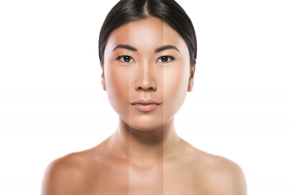 products for darker skin tones, best beauty products