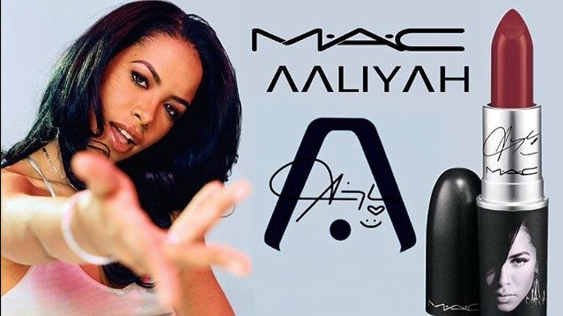 Summer 2018 makeup collection, Mac Cosmetics, Aaliyah, Hollywood