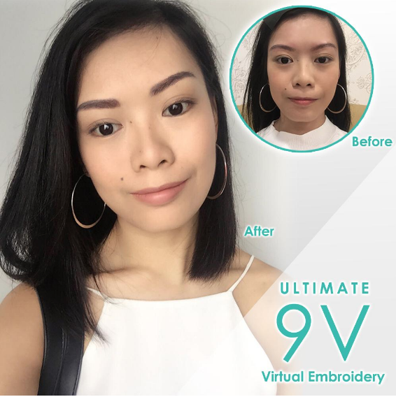 Eyebrow Embroidery in Singapore
