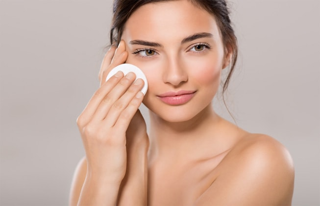 award-winning skincare products