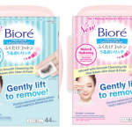 Bioré Cleansing Oil Cotton Facial Sheets
