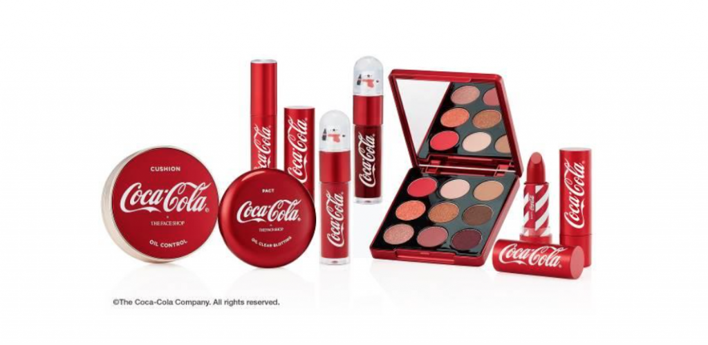 The Face Shop X Coca-Cola