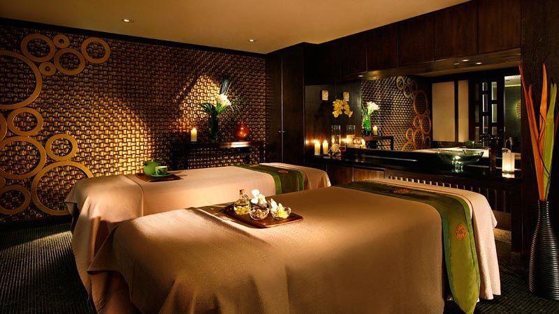 best hotel spas
