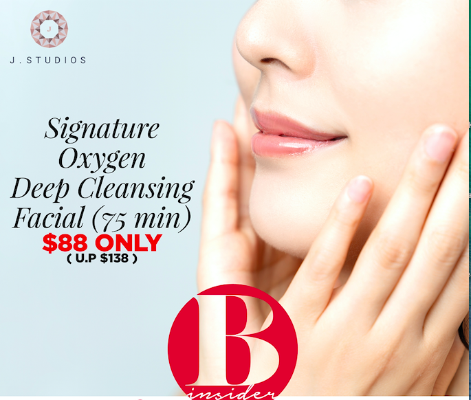 Signature Oxygen Deep Cleansing Facial