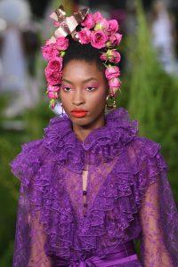 fashion week runways