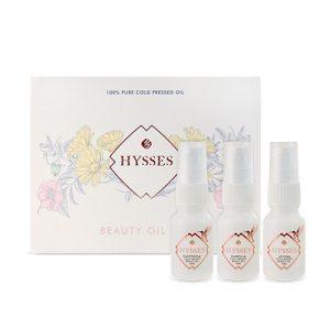 Hysses Beauty Oil Miniatures Set