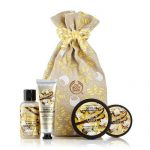 The Body Shop Festive Sack of Vanilla Marshmallow Delights