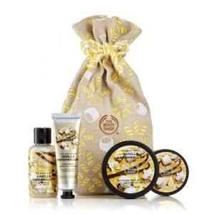The Body Shop Festive Sack of Vanilla Marshmallow Delights