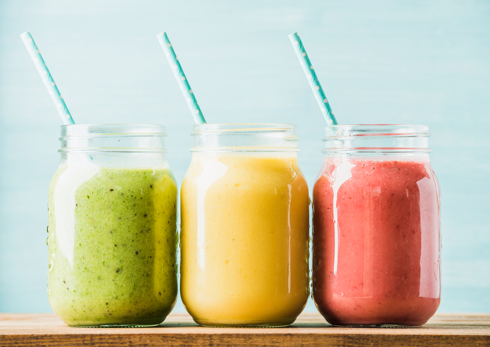 Beauty Tips Diet Food - smoothies