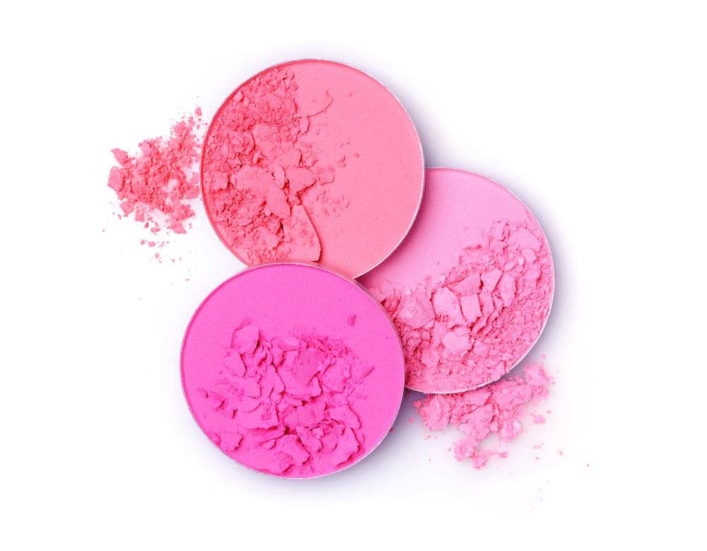 holiday makeup tips blush