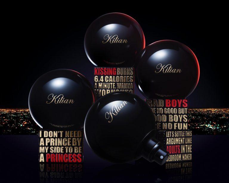 Kilian perfumes