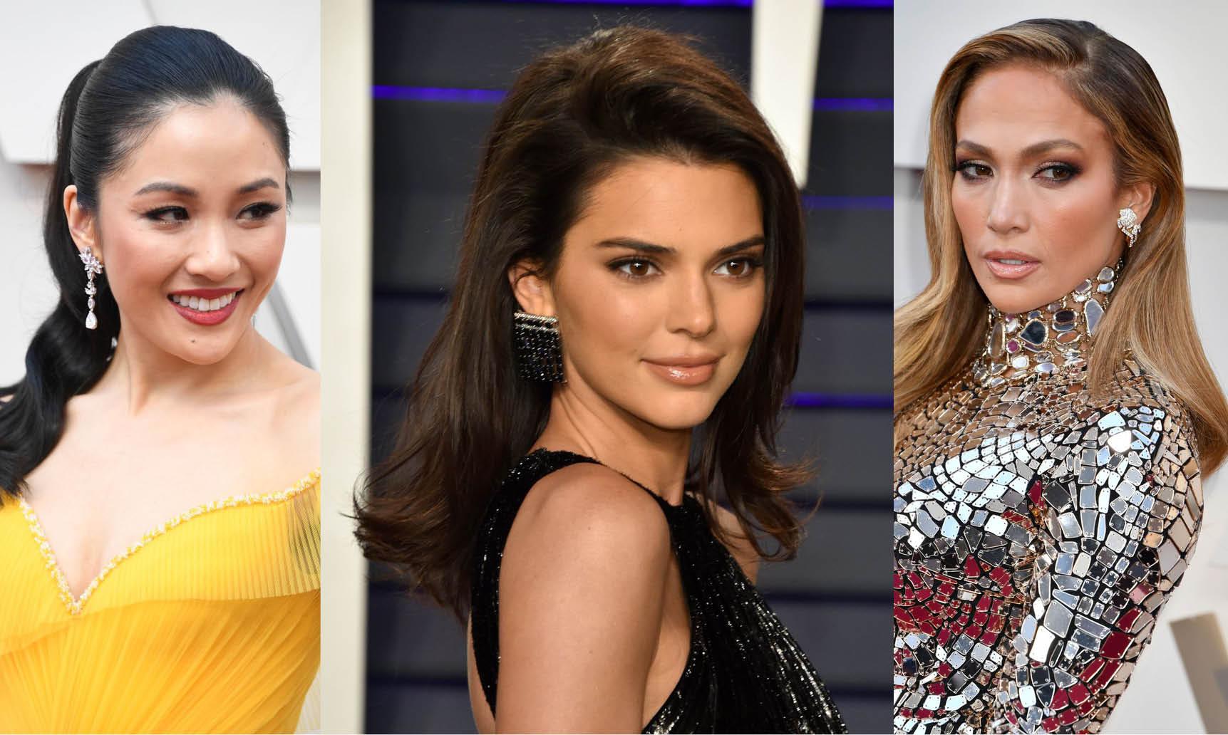 2019 oscars hairstyles